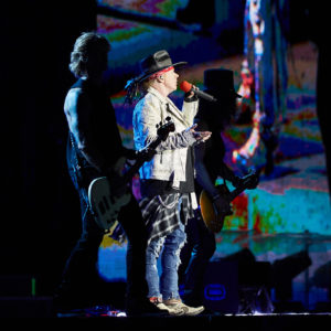 Guns´n Roses 2017 Not in This Lifetime