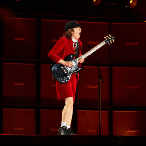 Angus Young AC/DC Rock or Bust